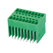 Pluggable terminal block Straight Header Pin spacing 3.50/3.81 mm 2*9-pole Male connector