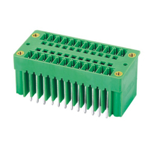 Pluggable terminal block Straight Header Pin spacing 3.50 mm 2*12-pole Male connector