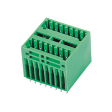 Pluggable terminal block Straight Header Pin spacing 2.50 mm 8-pole Male connector