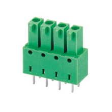 Pluggable terminal block Plug in Pin spacing 3.50/3.81 mm 4-pole Female connector