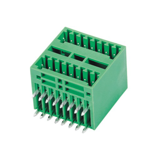 Pluggable terminal block R/A Header Pin spacing 2.50 mm 8-pole Male connector