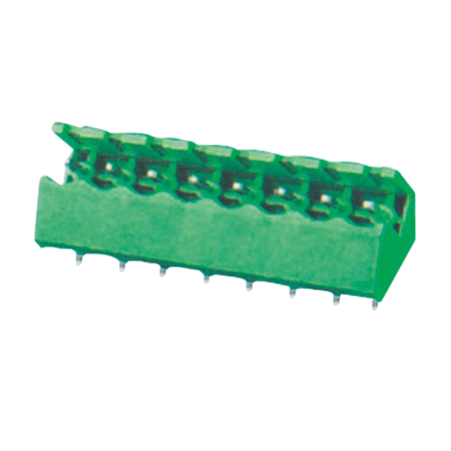 Pluggable terminal block Header Pin spacing 5.0/5.08 mm 8-pole Male connector