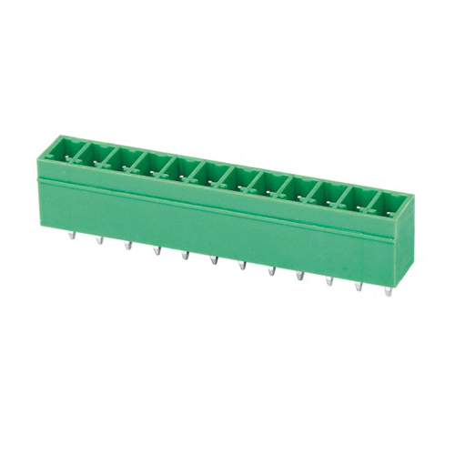 Pluggable terminal block Straight Header Pin spacing 3.50/3.81 mm 12-pole Male connector