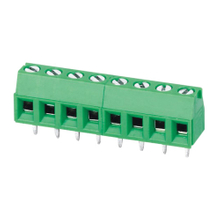 Euro terminal blocks Rising/Lift type 1.5mm² Pin spacing 3.50/3.81/3.96mm 8-pole PCB connector