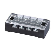 Barrier terminal blocks Screw type 6.0mm² Pin spacing 16.70mm 2*4-pole PCB connector