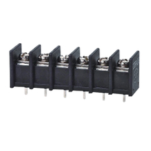 Barrier terminal blocks Screw type 4.0mm² Pin spacing 10.00 mm 6-pole PCB connector