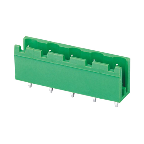 Pluggable terminal block Straight Header Pin spacing 7.50/7.62 mm 5-pole Male connector