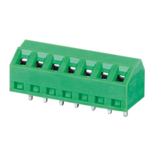 Euro terminal blocks Rising/Lift type 1.5mm² Pin spacing 3.50/3.81mm 7-pole PCB connector